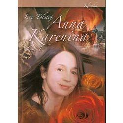 ANNA KARENINA TOM 1 (kategoria: Literatura piękna i klasyczna)