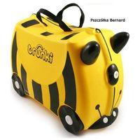 Jeżdżąca walizeczka  pszczółka bernard marki Trunki