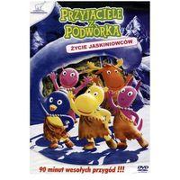 Bajka DVD Przyjaciele z podwórka. Życie jaskiniowców