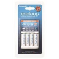 Panasonic Eneloop BQ-CC55 + 4 x R6/AA Eneloop 2000mAh BK-3MCCE, kup u jednego z partnerów