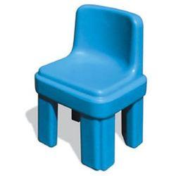 Niebieskie krzesełko do dziecięcego pokoju marki Chicco