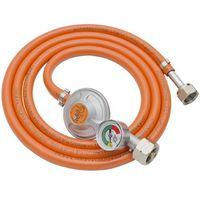 Zestaw gazowy LECHAR FPB-KP-200 (Ocynk z krótką złączką prostą)