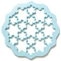 Lekue Forma do wykrawania ciastek puzzle snow