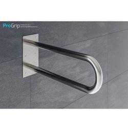 Poręcz ścienna stała stal nierdzewna mat Ø 32 mm, długość 600 mm, PSM/32/606