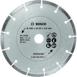 Tarcza diamentowa, segmentowa TS , 180 mm, produkt marki Bosch