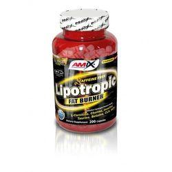 Redukcja wagi Amix Lipotropic Fat Burner 200cps