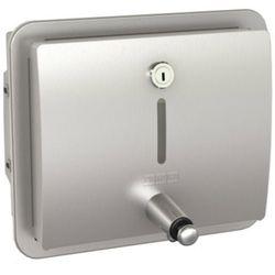 Dozownik do mydła w płynie wnękowy stratos 1 litr marki Franke