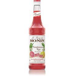 Syrop różowy GRAPEFRUIT Pink Grapefruit Monin 700ml (napój)