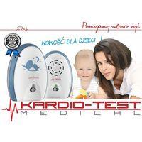 Niania elektroniczna cyfrowa dla dzieci kt-baby marki Hi-tech medical kardio-test