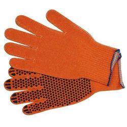 Rękawice robocze 74102 pomarańczowy (rozmiar 8) marki Vorel