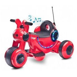 Toyz Gizmo motor na akumulator red (dziecięcy pojazd elektryczny) od nasz-maluch.pl