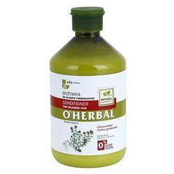 O'herbal thymus vulgaris odżywka do włosów farbowanych od producenta O'herbal