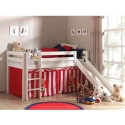 Tekstylia do wysokiego łóżka pino - klaun chucky marki Vipack