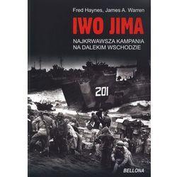 Iwo Jima Najkrwawsza kampania na dalekim wschodzie, pozycja wydawnicza