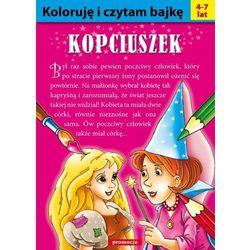 Koloruję i czytam bajkę Kopciuszek, pozycja wydana w roku: 2011