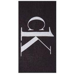 Ręcznik CALVIN KLEIN SWIMWEAR - KU0KU00079 Black BEH
