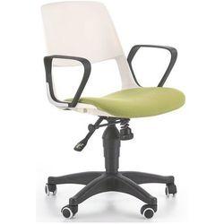 Fotel obrotowy feris - zielony marki Producent: elior