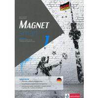 Magnet smart 1 Smartbook + DVD Rozszerzony zeszyt ćwiczeń z interaktywnym pakietem ucznia (2015)