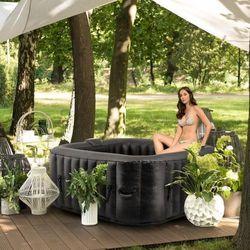 shangri-la 600 nadmuchiwane spa whirlpool 600 l 90 dysz 4 osoby marki Blumfeldt