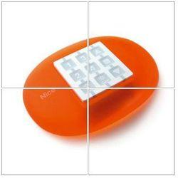 Obudowa do pilota NICE owalna pomarańczowa - idealna na biurko (WEO) - sprawdź w wybranym sklepie