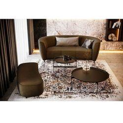 Wygodna i oryginalna sofa turin - błękit marki Interform