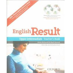 English Result Upper-intermediate: Teacher's Resource Pack with DVD and Photocopiable Materials Book, książk