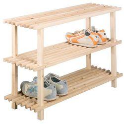 Zeller Stojak na buty, obuwie, 3 poziomy,