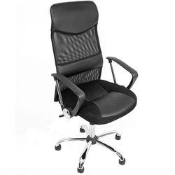 Ergonomiczny oddychający fotel biurowy gabinetowy marki Regoline