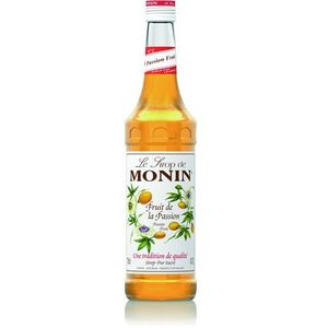 Syrop marakuja passion fruit 700ml marki Monin