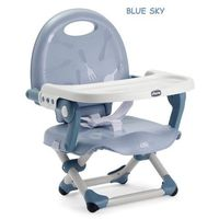 Chicco Krzesło Pocket Snack Blue Sky (8058664073979)
