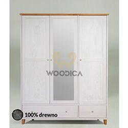 Woodica Szafa siena 26 [3d2s] 133x195x57