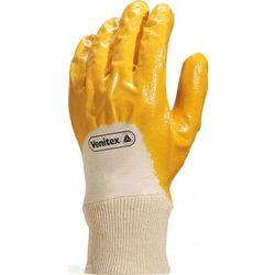 RĘKAWICE Z LEKKIEGO NITRYLU DO PRAC CIĘŻKICH - produkt z kategorii- Rękawice