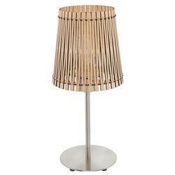 Sendero 96196 lampa nocna  drewno marki Eglo
