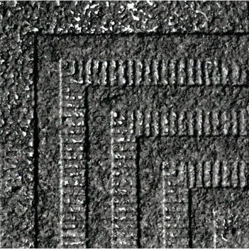 PALACE STONE Angoli Pavimenti Greca Black 9,8x9,8 (P-21) - produkt z kategorii- glazura i terakota