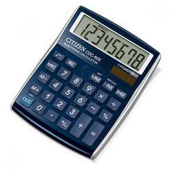 Kalkulator cdc-80blwb niebieski marki Citizen