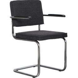 Zuiver Krzesło RIDGE VINTAGE czarne 1100106, 1100106