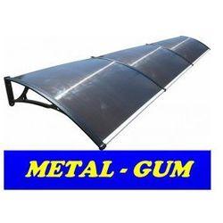 Daszek zadaszenie systemowe drzwi alu 300x100 marki Metal-gum