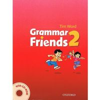 Grammar Friends 2: Student's Book with CD-ROM Pack (9780194780131)