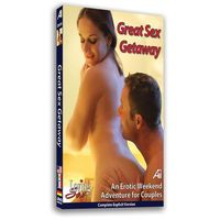 SexShop - DVD edukacyjne - Alexander Institute Great Sex Getaway Educational DVD - Erotyczny Weekend - online,