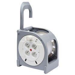 Przedłużacz bębnowy Diall 2 x 10 A 3 x 1 mm2 15 m (3663602735021)