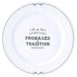 - talerz serowy z porcelany marki R2s