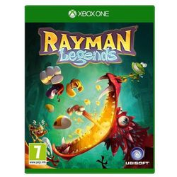 Rayman Legends z kategorii [gry Xbox One]