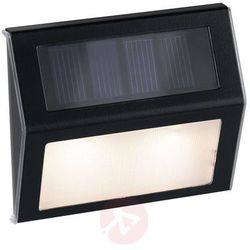 Paulmann solarna lampa schodowa dayton (4000870942345)