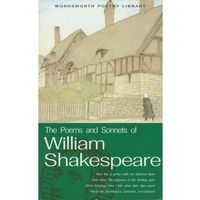 Poems And Sonnets Of William Shakespeare, Wordsworth