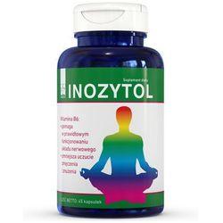 A-Z Inozytol (witamina B8) 500mg 45 kaps. (artykuł z kategorii Witaminy i minerały)