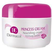 Dermacol Princess Cream-Nourishing 50ml W Krem do twarzy Do skóry suchej