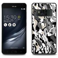 Fantastic Case - Asus Zenfone AR - etui na telefon Fantastic Case - szare moro