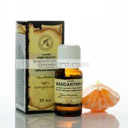 Aromatika Olejek mandarynkowy (mandarynka), 100% naturalny, rozstępy, ciąża