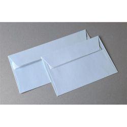 Koperta ozdobna Argo Millenium DL/10szt. metaliczna błękitna - produkt z kategorii- Koszulki, teczki, kopert
