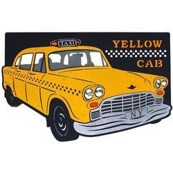 Aldex Alert Taxi 821S8 Kinkiiet lampa ścienna 1x25W E14 żółty (5904798639730)
